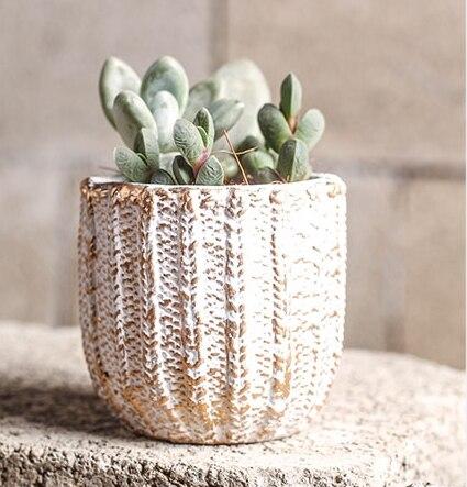 Silikátový gel Silikonové formy Sukulentní rostliny Mini hrnce Opakovaně použitelné svíčky Mold Betonové formy Váza formy