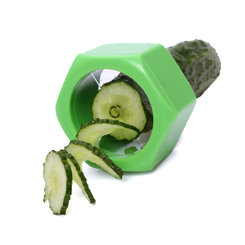 ZORASUN-Cucumber-Courgette-Slicer-Vegetable-Peeler-Cutter-Spiralizer-Cooking-Preparation-Gadgets-Kitchen-Tools