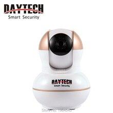 Daytech WiFi IP Camera 720P Home Security Camera Camera Surveillance CCTV Indoor Night Vision Baby Camera Two Way Audio DT-C103A