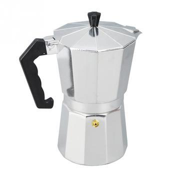 Aluminium 1/3/6/9/12 Cup Latte Mokka Koffie Pot Kachel Top Espresso Maker Tool Gemakkelijk Schoon voor Thuiskantoor Koffie & Thee gereedschap