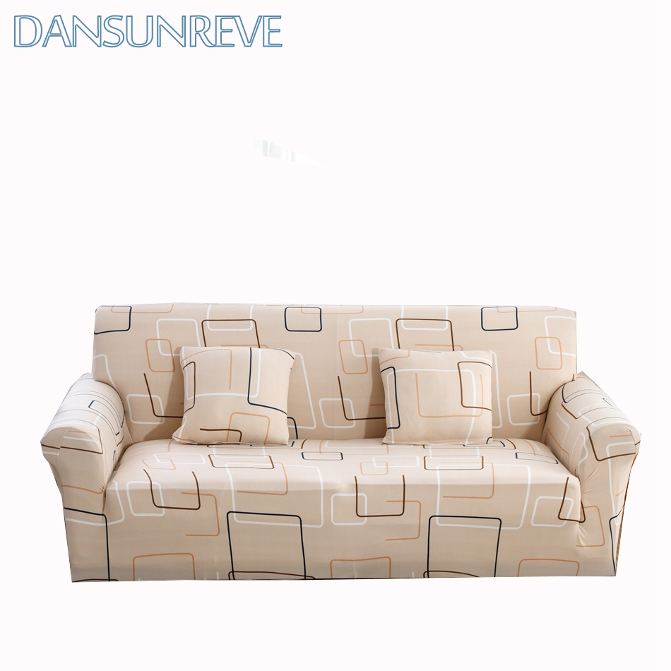 100 polyester couch sofa covers for living room multi - What size couch for my living room ...