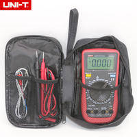 NEWEST UNI T Digital Multimeter UT890C With 100mF Capacity True RMS High Precision Frequency Multimeter Temperature