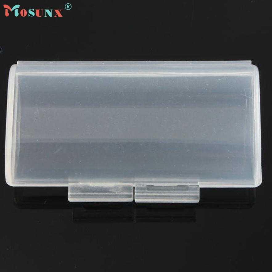 Mosunx 2 個リチウムイオン電池プラスチック白ナプキンボックスケースホルダー 2 × 10440 AAA Mjune14 高品質 MotherLander
