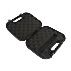 Image 5 - EMERSON GLOCK ABS Pistol Case Tactical Hard Pistol gear box toy Gun Case with Padded Foam Lining for Airsoft Hunting accessory