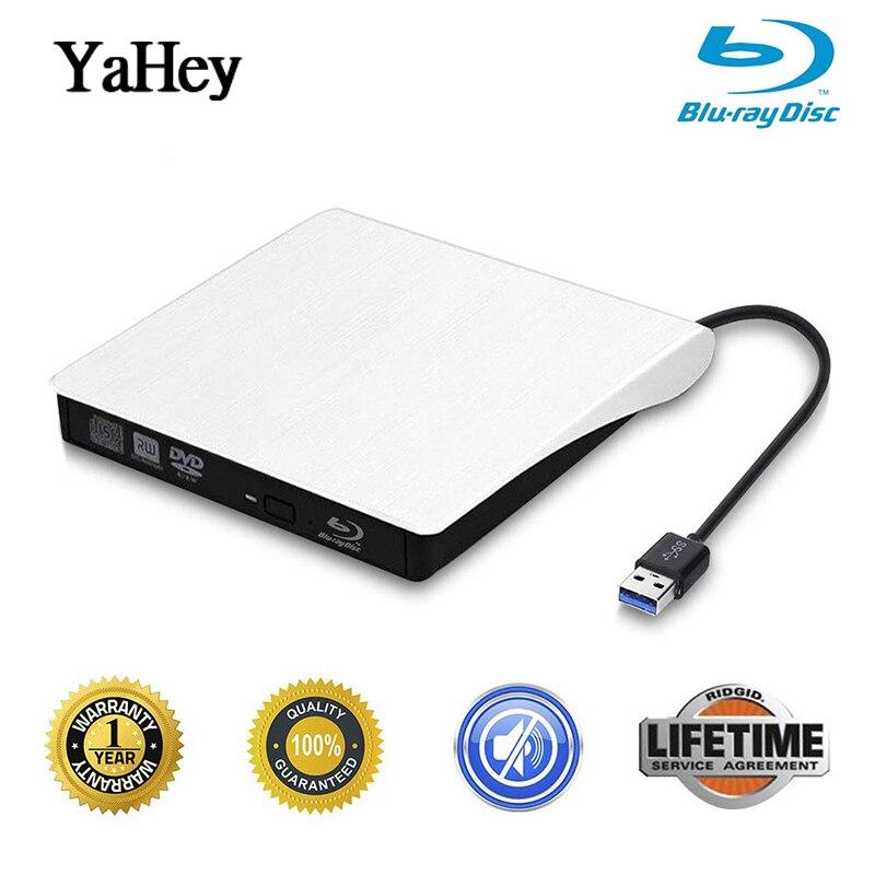 Bluray Player Unidad óptica externa USB 3.0 Blu-ray Grabadora - Componentes informáticos - foto 1