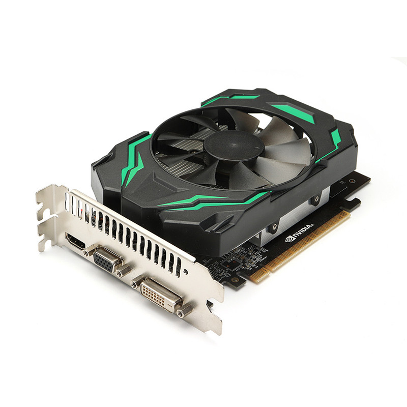 GT740 2GB GDDR5 128bit VGA DVI HDMI Graphics Card w/ Fan For NVIDIA GeForce