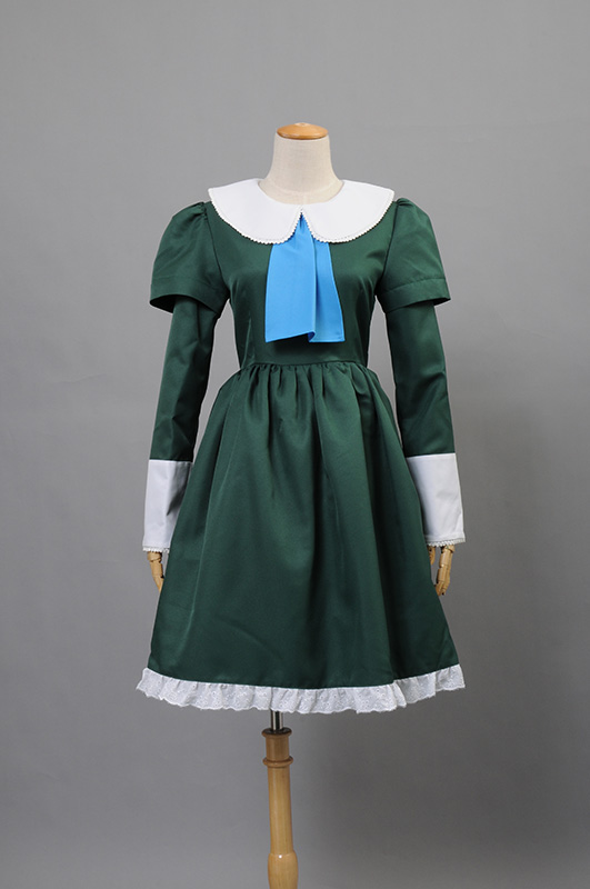 Anime Ib Mary Cosplay  Costume Halloween Christmas Party Uniform Dress