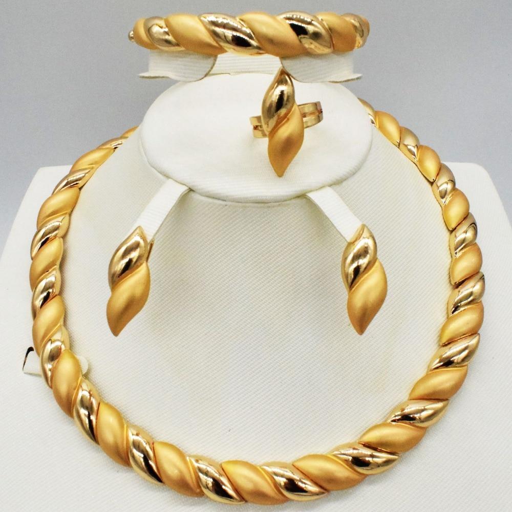 2019 Bridal Gift Nigerian Wedding African Beads Jewelry