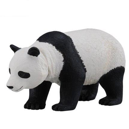 Children s cognitive model of wild giant panda animal model simulation