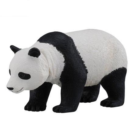 Cognitivo de los niños modelo de panda gigante salvaje modelo animal de simulación