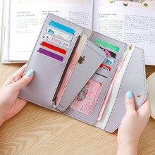 Long Wallet Women Purses Tassel Fashion Coin Purse Card Hold