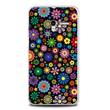 Luxury UV Print Case For Alcatel One Touch 5015D Pop 3 5.0 Case Hard Cover Fashion Painted Phone Shell Case 5015X 5015 Coque
