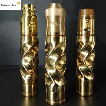 AV Mods kit E Cigarette Machinery 18650 battery Electronic 510 thread Vape Comp Lyfe battle GOON RDA vape