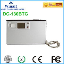 Freeshipping Cheap Camera Digital 10s Self-Timer Fixed Focus Compact Camera PC/USB Interface Lithium Battery Mini DVR DC-130BTG