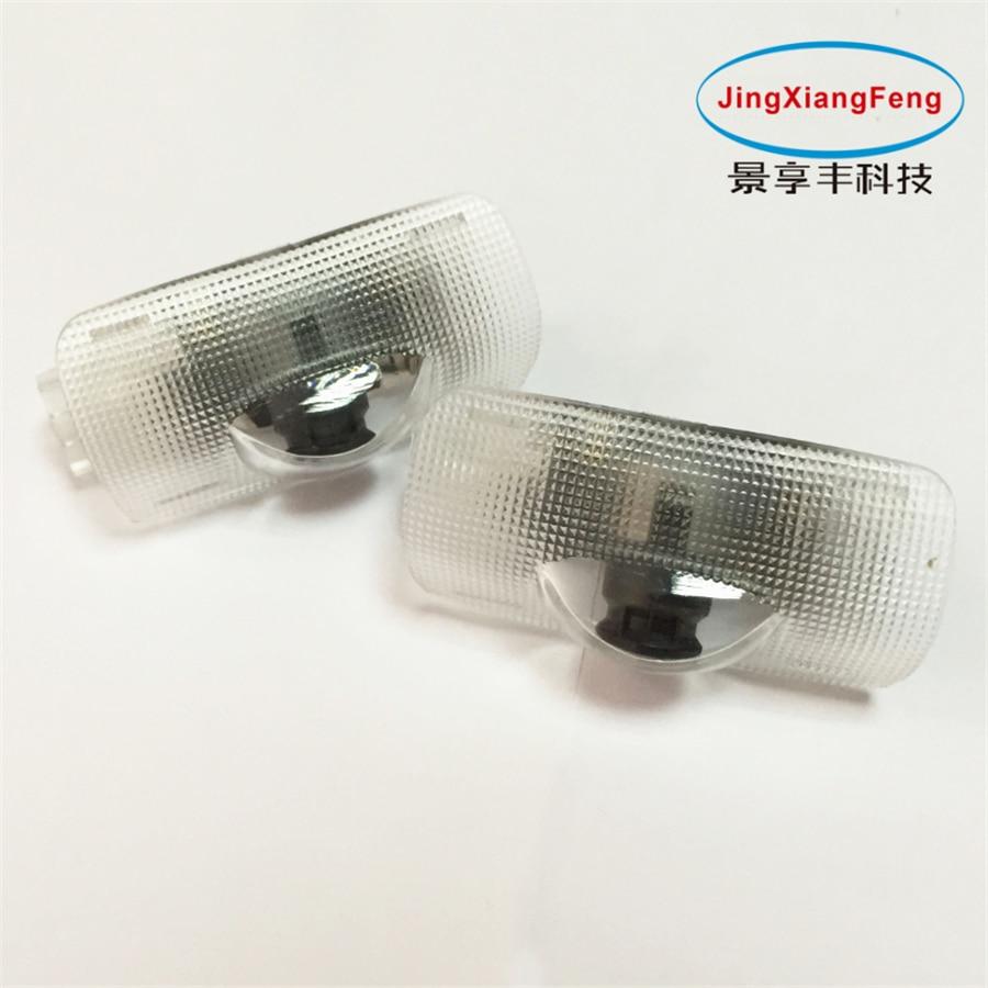 JingXiangFeng 2 PCS Cas Pour Toyota Couronne Camry LED De Porte de Voiture Bienvenue Projecteur Laser Logo D'ombre de Fantôme De Voiture Éclairage Intérieur