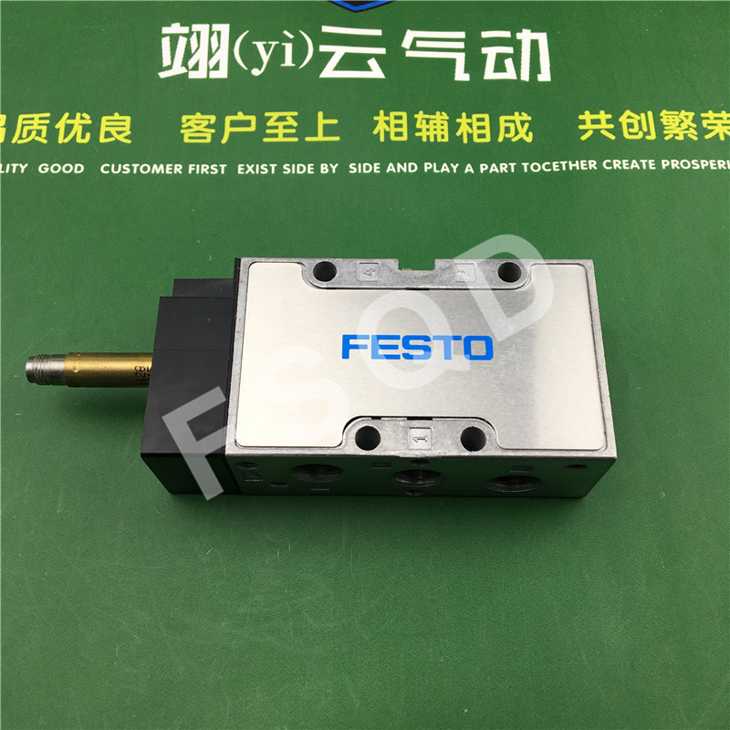 MLH-5-1/4-B FESTO pneumatic components original solenoid valve cpv14 ge fb 6 festo pneumatic components festo solenoid valve page 5
