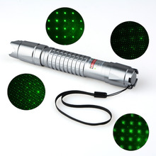 Promo offer 1 Piece Green Color Glittering Point 532NM-405NM 5MW Beam Point Laser Pointers Laser Pens With 3800mAh 18650 Battery