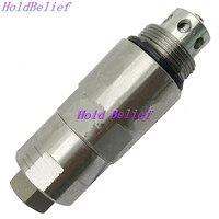 Yn22v00002f9 kobelco 굴삭기 용 유압 펌프 메인 릴리프 밸브 SK200-6 송료 무료