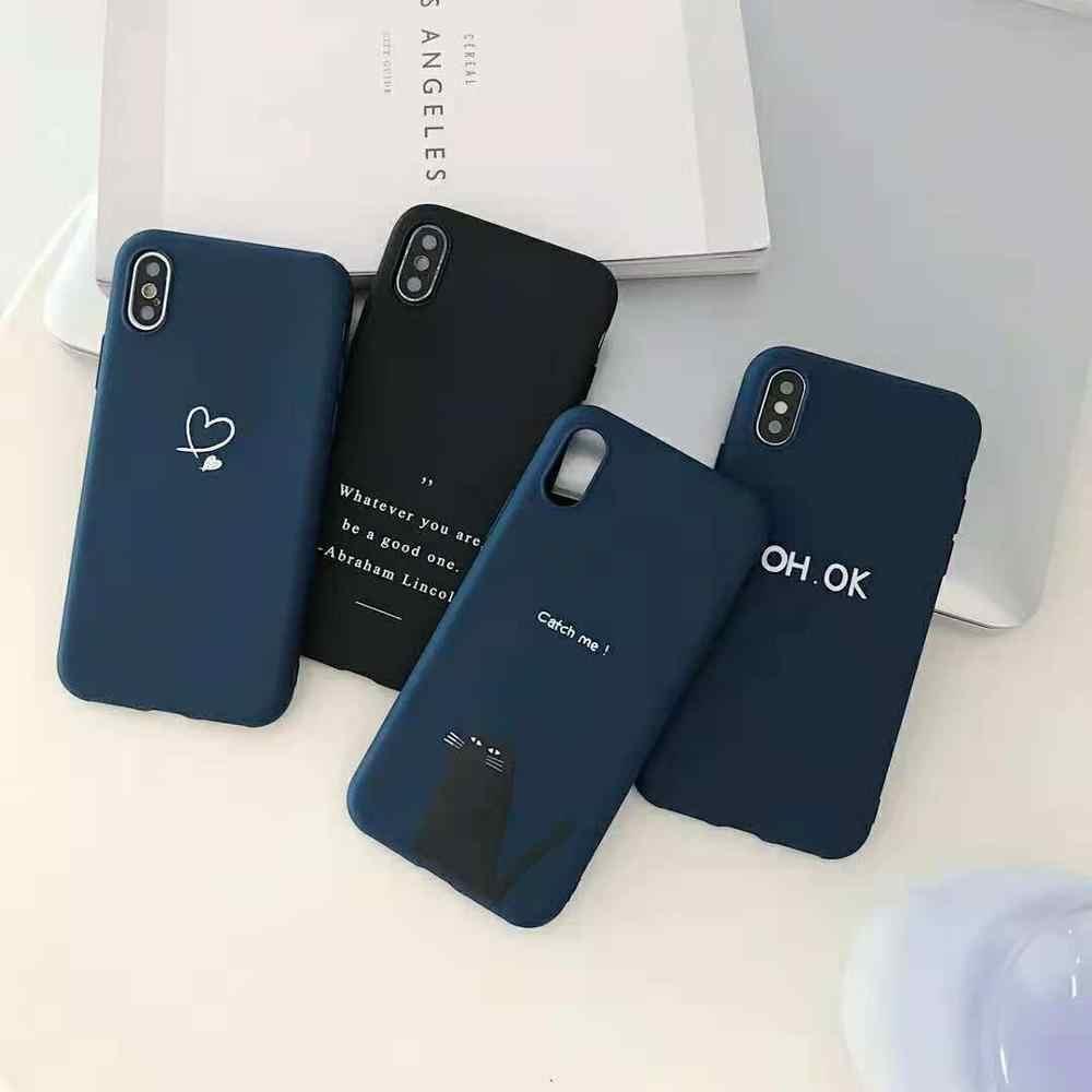 Coque Iphone XS ケース漫画ソフトシリコン電話ケース Ipone 8 7 プラス X XS 6 6 S 6 4S 5 5S 、 SE Funda Coque