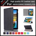 Suporte magnético caso capa de couro pu para asus zenpad 10 z300cl P023 Z300CG Z300C 10.1 polegadas tablet cases Smart Cover + 3 presente