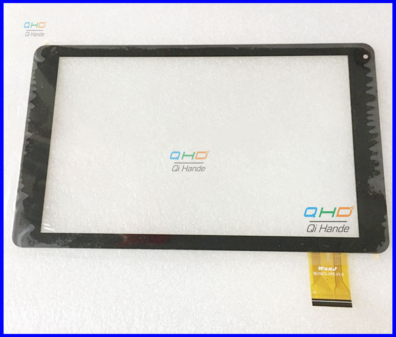 New Touch For 10.1'' Inch WJ1675-FPC V1.0  Tablet PC Capacitive Touch External Screen Panel Replacement WJ1675-FPC WJ1675