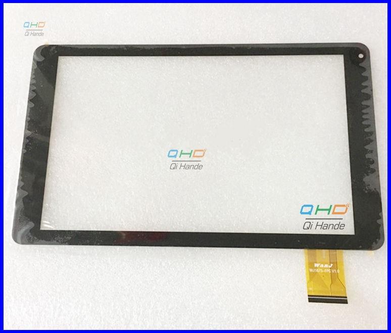Nouveau tactile pour 10.1 ''pouces WJ1675-FPC V1.0 tablette PC capacitif tactile écran externe panneau de remplacement WJ1675-FPC WJ1675