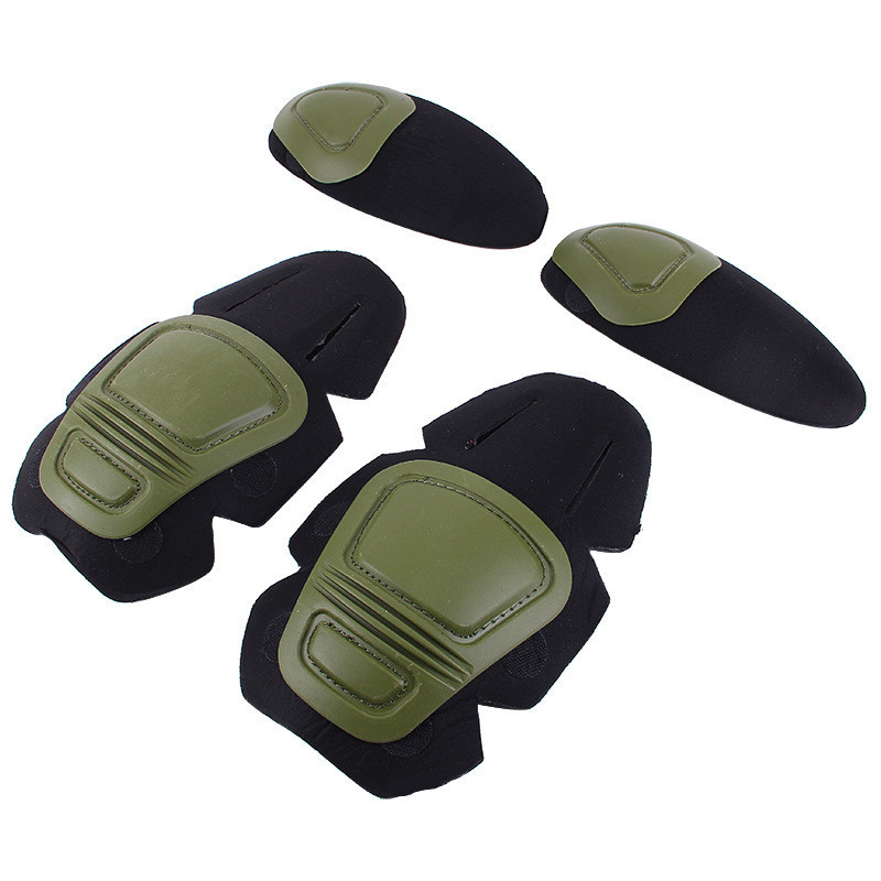 G2G3 Tactical Knee pad Elbow pad for military Airsoft uniform Suits Army military tactical combat uniform airsoft equipment