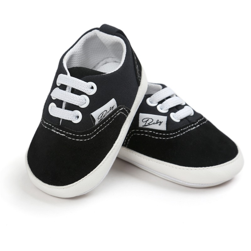 2017 nieuwe baby schoenen pasgeboren jongens meisjes pu lederen antislip mooie babyschoenen baby schoenen 0-18 m S2