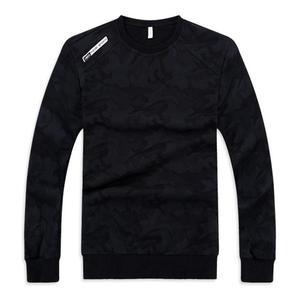 Image 3 - 男性の大サイズのスウェットシャツ長袖 6XL 7XL 8XL 9XL 10XL カジュアル迷彩黒青少年トレーナー