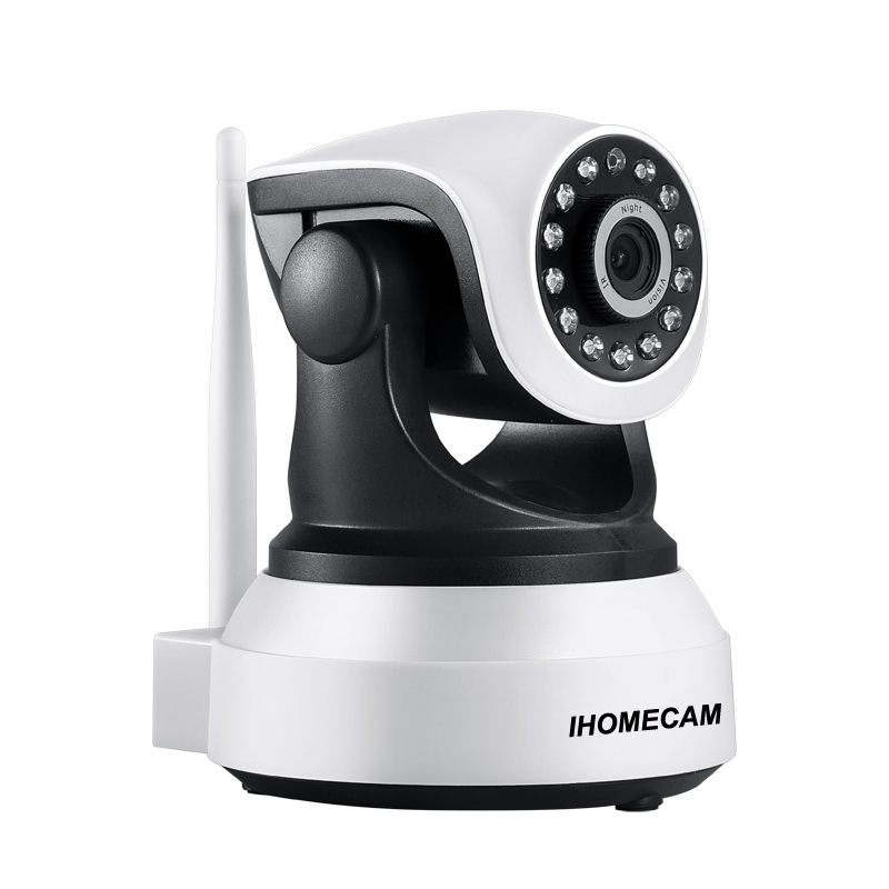 HD 720P Wireless IP Camera Wifi Infrared Night Vision Camera IP ...