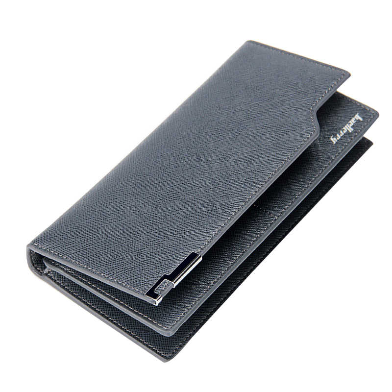 Large Capacity Credit Card Slots Money Bags New Arrival Casual Clutch Wallet Ultra Thin Vertical Men's Card Holders Purse bovis 5102 02 casual man s pu credit name card wallet slots coffee