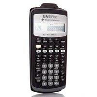 2018 Hot Sale Ti BA II Plus 12 Digits Plastic Led Calculatrice Calculadora Financial Calculations Students Financial Calculator