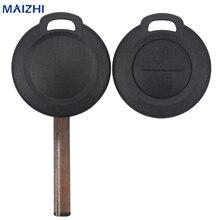 Maizhi 2 Пуговицы Ключи В виде ракушки для mitsubishi colt warior carisma spacestar прямые Оболочки случае автомобиль-Стайлинг