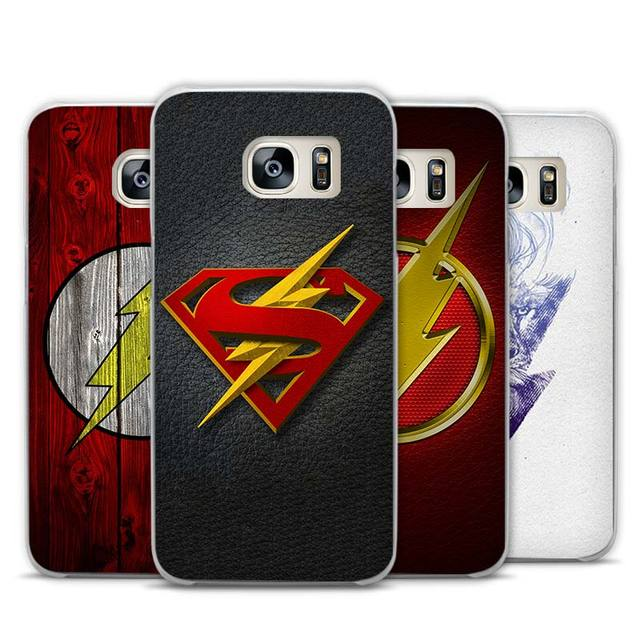 Binyeae Lightnings Bolt Symbols Flash Clear Phone Case Cover For