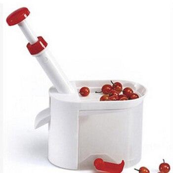 Устройство для удаления вишневого камня, устройство для удаления вишневого камня с контейнером, кухонный инструмент, новинка, супер гаджет