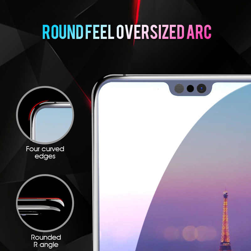 Full Cover Screen Protector Film Soft Hydrogel Film For Huawei P30 P20 Pro Mate 20 Pro Lite For Honor 8X Max 10 9 3D Not Glass