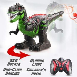 Image 4 - 원격 제어 로봇 공룡 장난감 교육 완구 어린이를위한