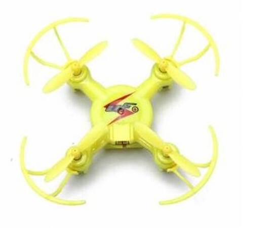 F11010/F11011 Yellow Green 2 Color Options WLtoys V646 2.4G Quadrocopter 4-axle RC Aircraft Gyro Nano Mini Drone  Helicopter FS