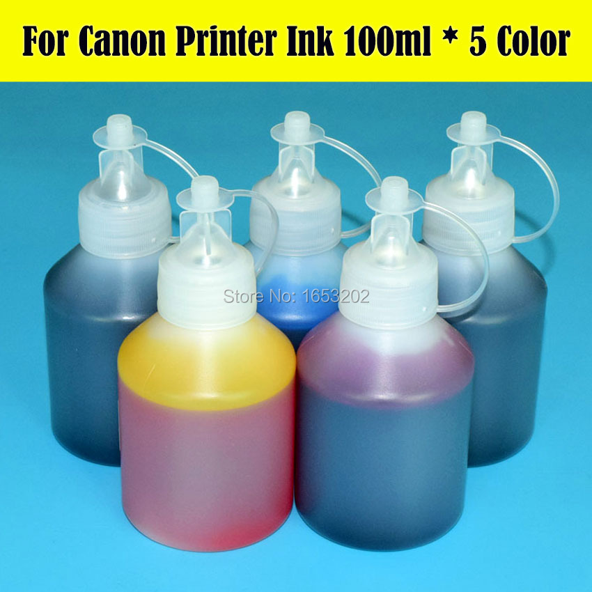 PGI-525 CLI-526 Cartridge Ciss Refill Ink For Canon PIXMA IP4850 IP4950 IX6550 MG5150 MG5250 MG5350 MX715 MX885 MX895 Printer