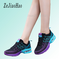 2016 Fashion Sport Shoes Brand Casual Shoes Platform Women Shoes Breathable Woman Trainers Ladies Footwear Chaussure