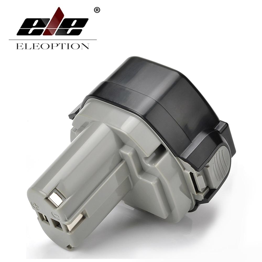 ELEOPTION 12V Ni-MH 3.0AH 3000mah for MAKITA Battery 1234 1233 1235F 192698-8 193157-5 Batteries Cordless Drill Power Tool