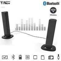 20W TV sound bar box Portable Bluetooth Speaker Wireless home theater system 3D HIFi Stereo Soundbar PC FM radio woofer Computer