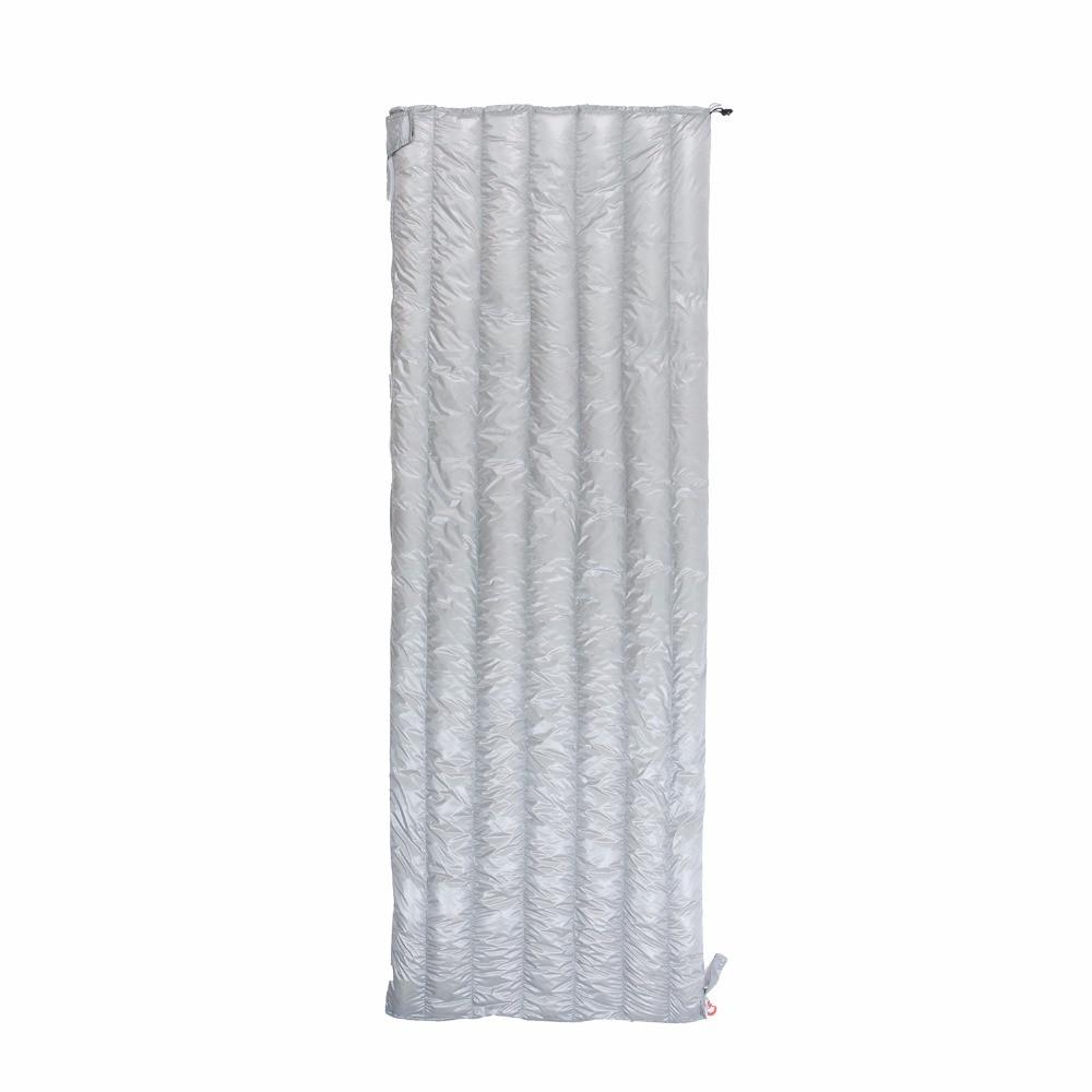 Aegismax Weiße Gans Unten Umschlag Schlafsack Verlängert Ultraleicht Camping Wandern Outdoor Schlafsäcke 2 farben