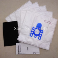 5x Vacuum Cleaner Microfleece Dust Bags And 2x HEPA Filter Replacement For G N C1 S381
