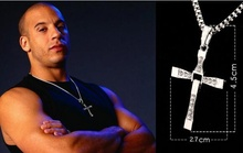 Fast and Furious Dominic Toretto Vin Diesel Necklace