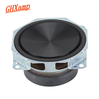 1pc 3 Inch 4 OHM 40W Full Range Speaker Car Mediant Speaker Home Theater Audio LoudSpeakers