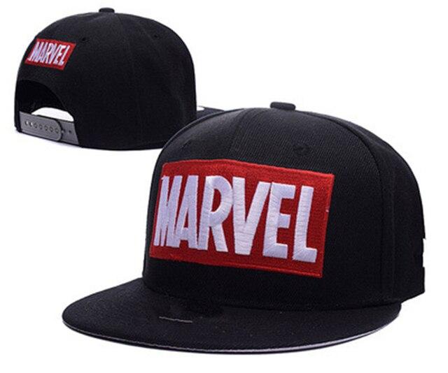 Кепка Марвел, Дэдпул и другие эмблемы героев 1