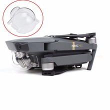 Transparent Gimbal Protector Camera Protection Cover Lens Cap Guard for DJI Mavic Pro and Platinum Drone Accessoires
