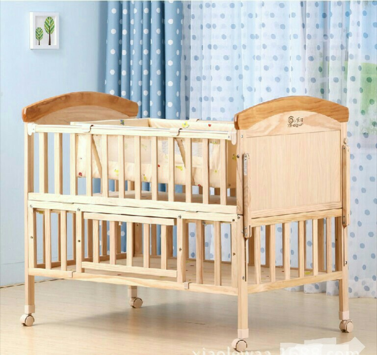 Wooden Cribs Light Wood Cribs Baby Cribs For Twins Baby
