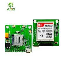 LTE CAT1 SIM7500E tabliczka zaciskowa B1/B3/B7/B8/B20 dla europy 1pc